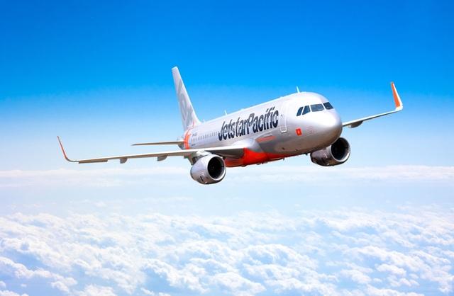 Máy bay của Jetstar Pacific