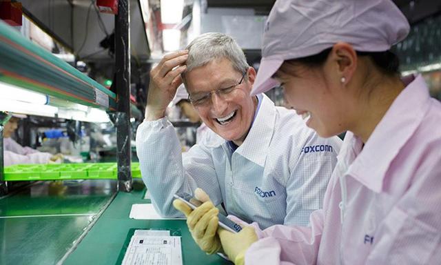 Nhà máy iPhone có thể chuyển về Hà Nội, lộ smartphone màn hình giọt nước của Samsung - 3