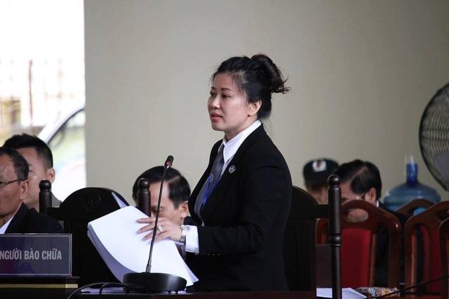 Luật sư Nguyễn Thị Huyền Trang