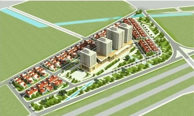 Trong 16 dự án bị thu hồi, có dự án khu đô thị Monaco Garden nằm trên ngã ba Láng - Hòa Lạc (Quốc Oai, Hà Nội), quy mô 130ha...