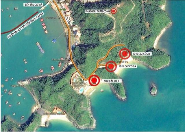 Du lịch xanh: Không gian mới từ Flamingo Cát Bà Beach Resort - 1