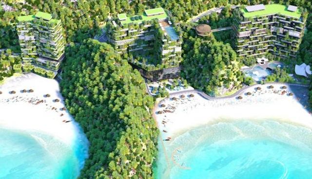 Du lịch xanh: Không gian mới từ Flamingo Cát Bà Beach Resort - 2