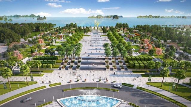 Sun Plaza Grand World - Shophouse Europe cận kề Quảng trường Sun Carnival Plaza quy mô và hiện đại bậc nhất Việt Nam