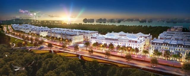 Shophouse Europe hứa hẹn nâng tầm đẳng cấp cho bất động sản du lịch Hạ Long