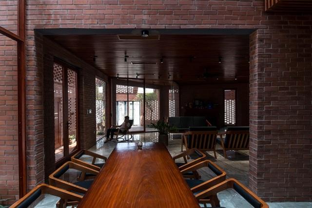 Nhà Hang Gạch nhận giải WAN ngôi nhà của năm 2018 - 8