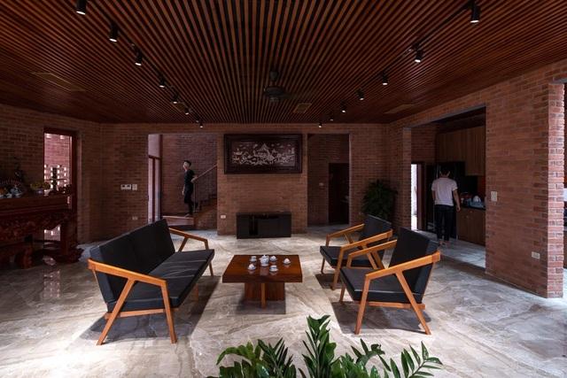 Nhà Hang Gạch nhận giải WAN ngôi nhà của năm 2018 - 9