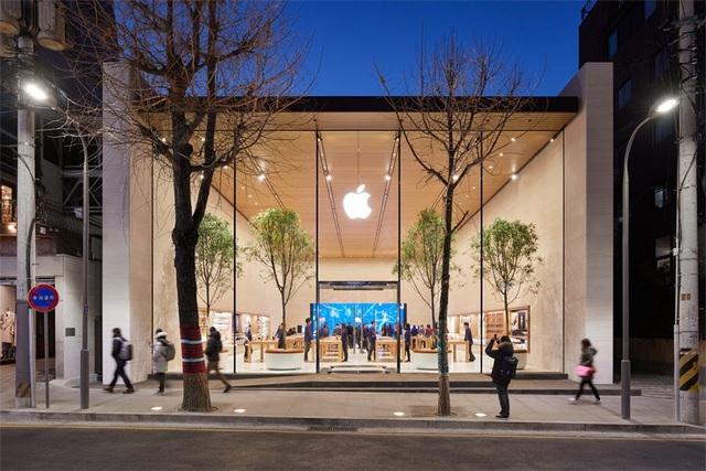Nhà máy iPhone có thể chuyển về Hà Nội, lộ smartphone màn hình giọt nước của Samsung - 4