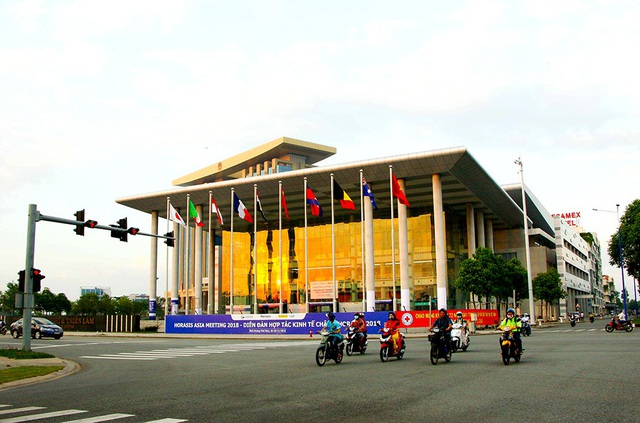 Trung tâm Hội nghị và Triển lãm Bình Dương sẽ diễn ra Diễn đàn hợp tác Kinh tế Châu Á Horasis 2018.