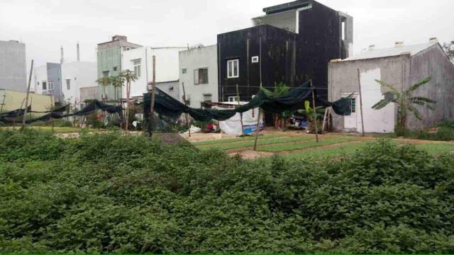Một trong những khu đất mà người dân đấu giá trúng ở Đà Nẵng nhưng cũng bị hủy kết quả đấu giá như trường hợp của Vipico. (Ảnh: Hồng Vân)