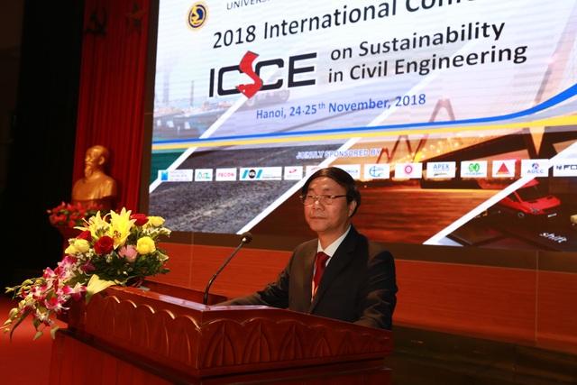 Hiệu trưởng trường ĐH Giao thông vận tải Nguyễn Ngọc Long