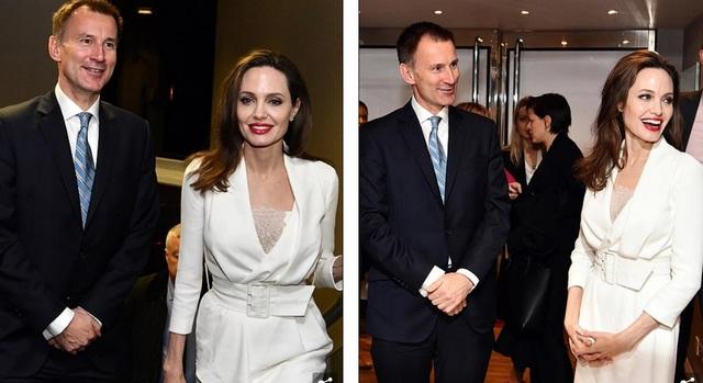 Angelina Jolie đẹp tinh tế và thanh lịch - 7