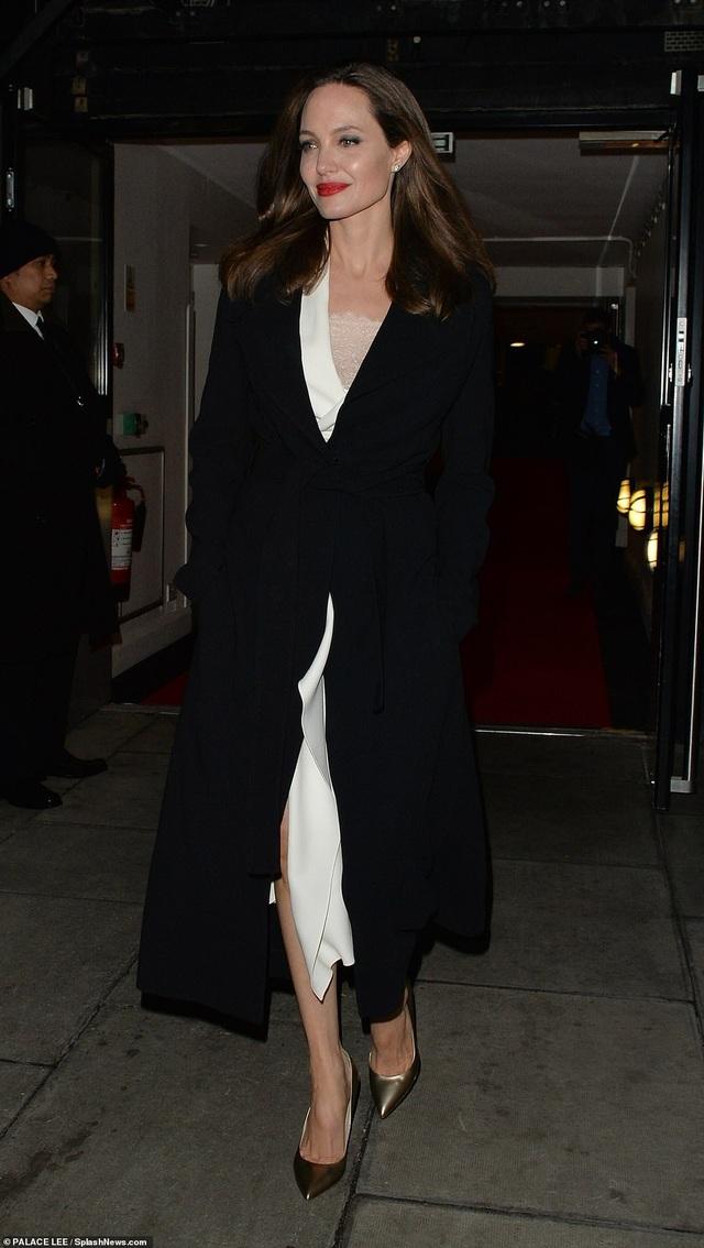 Angelina Jolie đẹp tinh tế và thanh lịch - 11