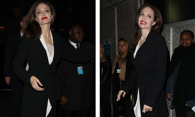 Angelina Jolie đẹp tinh tế và thanh lịch - 12
