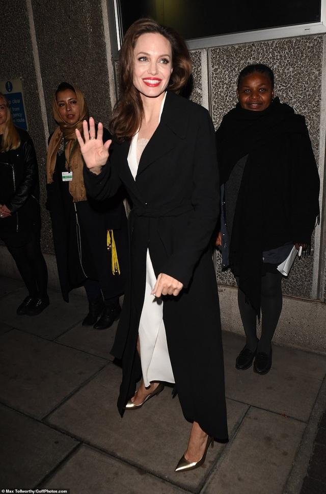 Angelina Jolie đẹp tinh tế và thanh lịch - 16