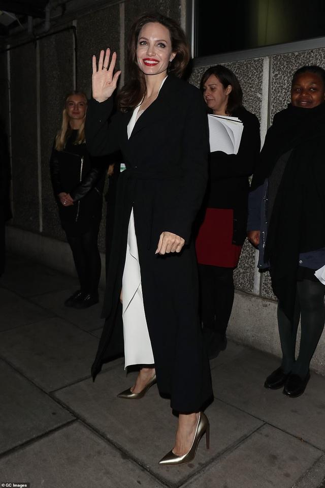 Angelina Jolie đẹp tinh tế và thanh lịch - 18