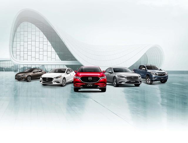 Mazda ưu đãi lên đến 30 triệu đồng cuối tháng 11 - 1