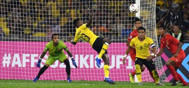 Malaysia thường hay hơn chính họ mỗi khi được đá sân nhà