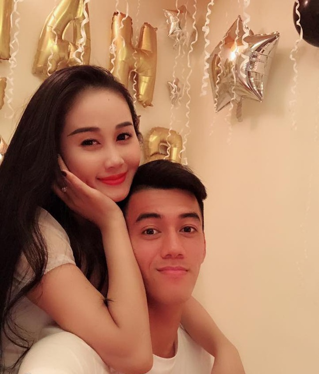 """Bạn gái tuyển thủ Tiến Linh: """"Anh ấy đã cố gắng hết mình và chơi rất máu lửa"""" - 3"""