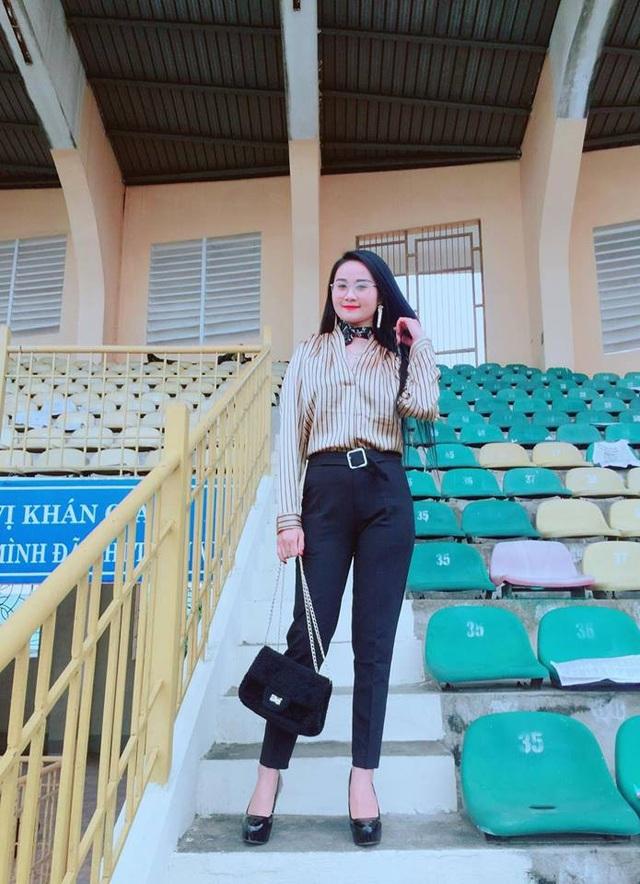 Bạn gái múa của Tiến Linh là giáo viên