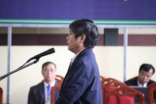 Bị cáo Nguyễn Thanh Hóa.