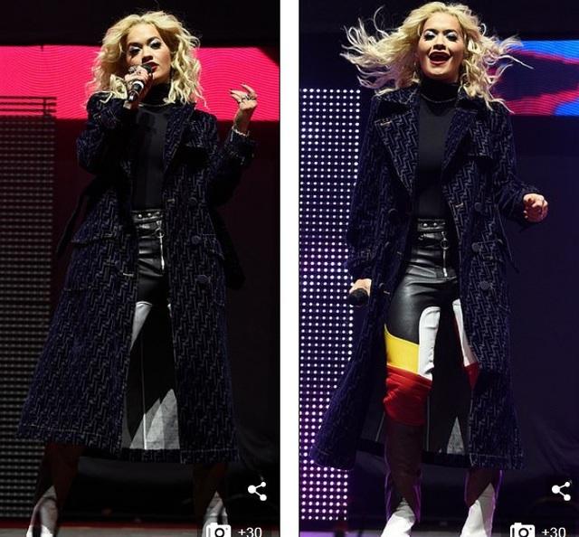 Rita Ora vừa ra mắt album thứ 2 trong sự nghiệp