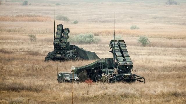 Tổ hợp Patriot của Mỹ (Ảnh: Reuters)