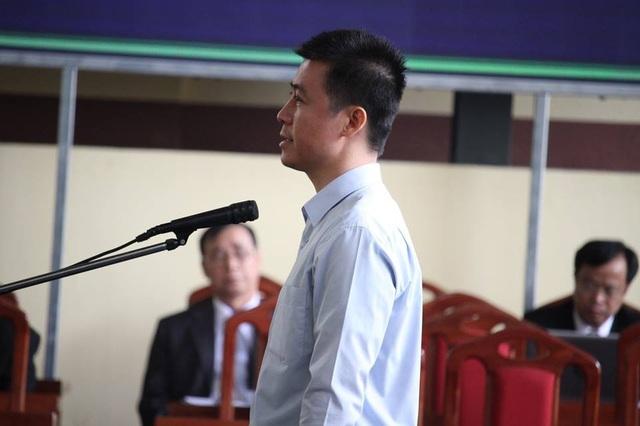 Bị cáo Phan Sào Nam.