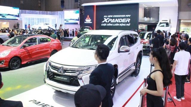 Tính từ đầu năm đến hết tháng 10.2018, thị trường ô tô (theo báo cáo VAMA) đang tăng trưởng 1% so với cùng kỳ năm trước - Ảnh: Tùng Lê