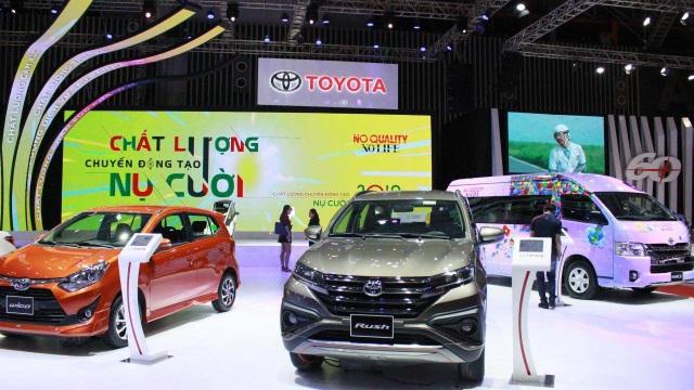 Ô tô nhập khẩu thuận lợi về nước nửa cuối năm 2018 , góp phần đưa thị trường ô tô lên đà tăng trưởng