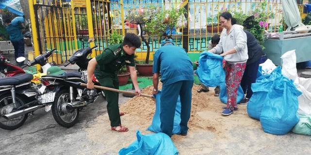 Hỗ trợ dân gia cố nhà cửa phòng gió lốc