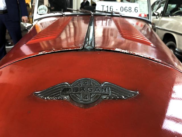 """""""Soi"""" chi tiết những chiếc xe cổ từ Hồng Kông tới Hà Nội - 16"""