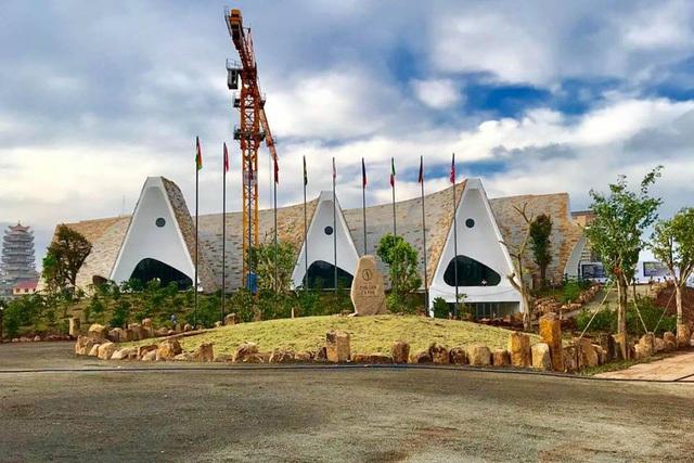 Bảo tàng Thế giới cà phê tọa lạc tại thủ phủ cà phê Buôn Ma Thuột