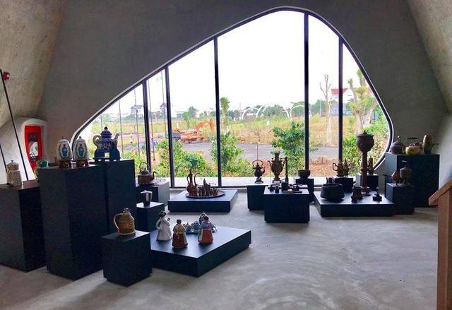 Một góc trong bảo tàng