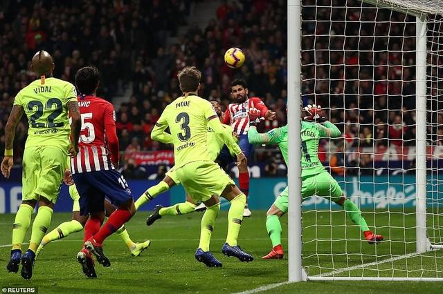 Pha ghi bàn đẳng cấp của Diego Costa ở phút 78