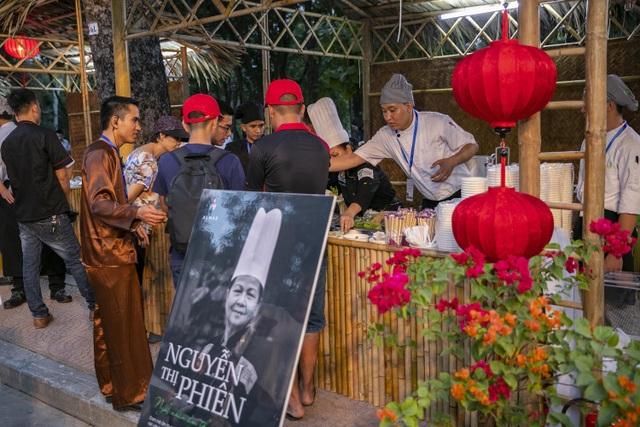 Cơ hội thưởng thức tài nghệ của các đầu bếp hàng đầu