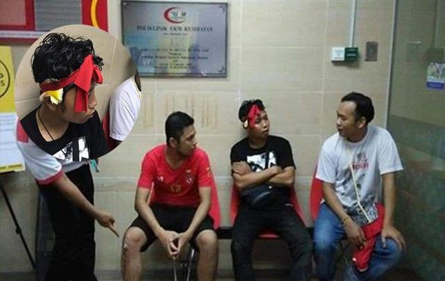 CĐV Myanmar bị tấn công ở Malaysia
