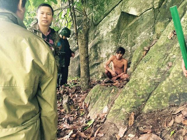 Công an huyện Bát Xát bắt giữ đối tượng gây án.