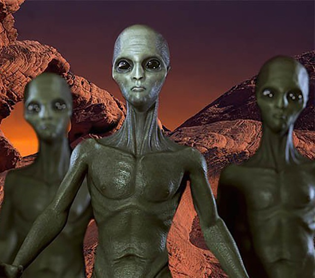 Đây sẽ là hình ảnh của con người trong tương lai nếu di cư lên sao Hoả.