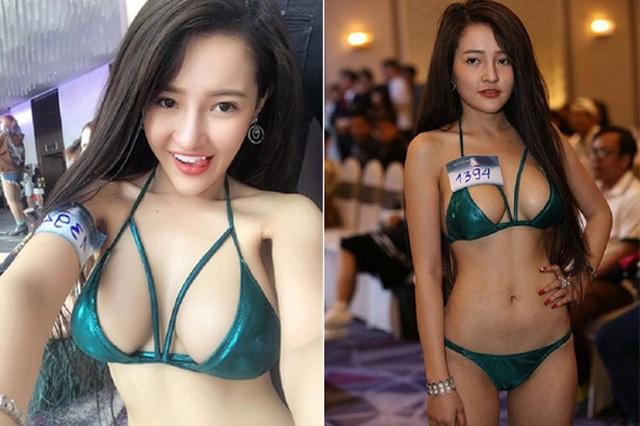 Ngân 98 (tên thật là Võ Thị Ngọc Ngân) là hot girl khiến dân mạng bất ngờ hơn cả khi lộ nhan sắc thật.
