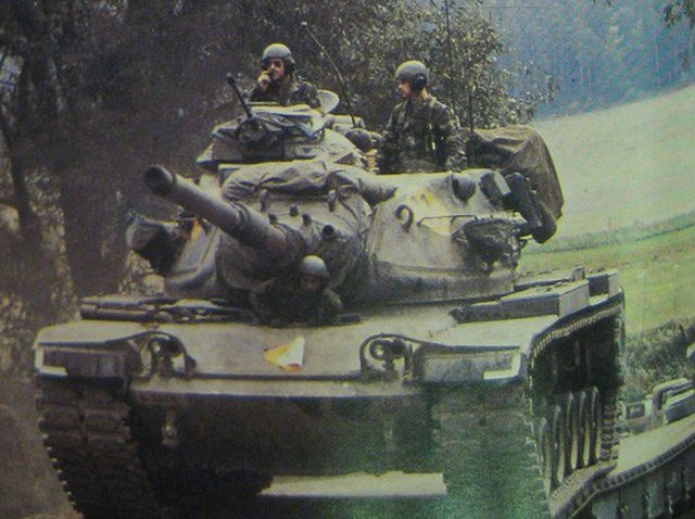 Able Archer 83 diễn ra trong bối cảnh căng thẳng Chiến tranh lạnh leo thang. Ảnh: National Security Archive.