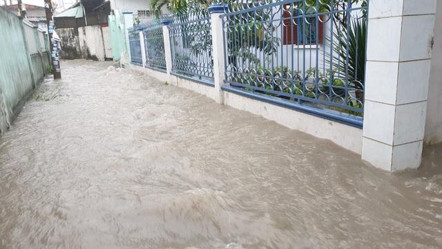 Sài Gòn ngập khắp nơi, cây đổ đè người đi đường tử vong - 17