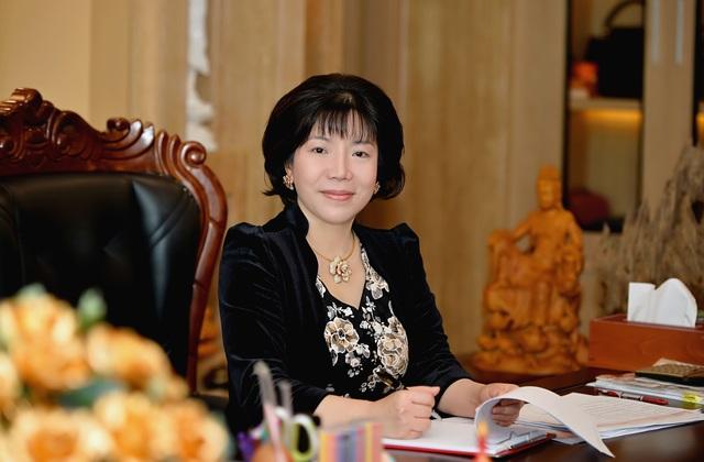 Nữ viện sĩ Nguyễn Thị Thanh Nhàn là doanh nhân, nhà khoa học được thế giới công nhận và vinh danh qua nhiều giải thưởng danh giá