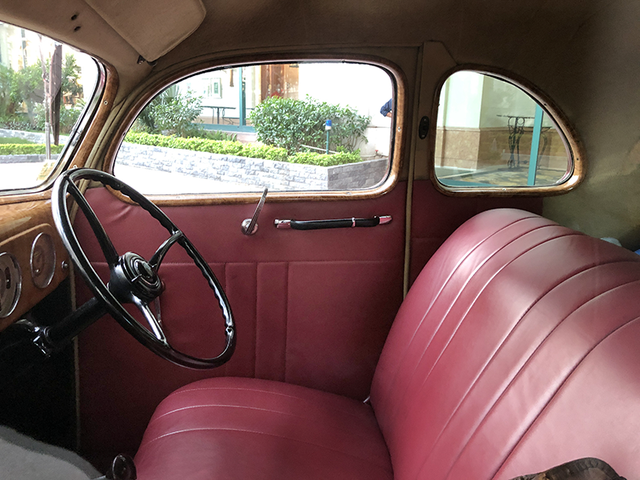 """""""Soi"""" chi tiết những chiếc xe cổ từ Hồng Kông tới Hà Nội - 6"""