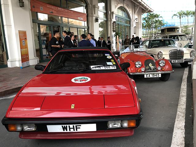 """""""Soi"""" chi tiết những chiếc xe cổ từ Hồng Kông tới Hà Nội - 37"""
