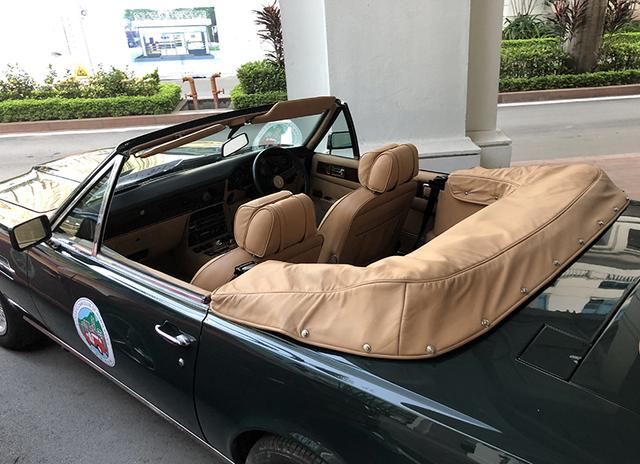 """""""Soi"""" chi tiết những chiếc xe cổ từ Hồng Kông tới Hà Nội - 26"""