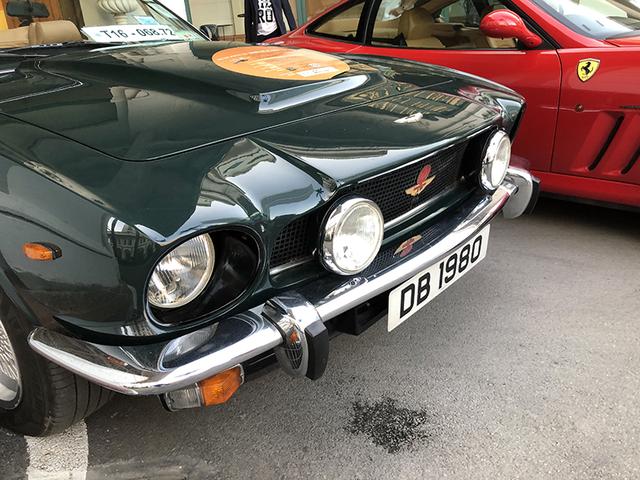 """""""Soi"""" chi tiết những chiếc xe cổ từ Hồng Kông tới Hà Nội - 23"""