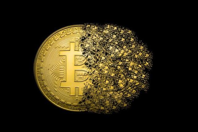 Bitcoin bốc hơi 40% giá trị chỉ sau 2 tuần.