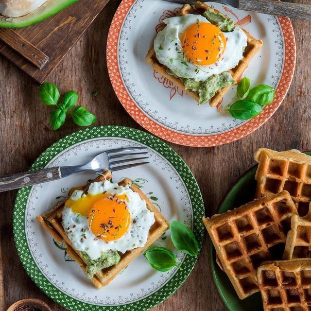 Học cách ăn sáng tốt cho sức khỏe, vóc dáng để khởi đầu ngày mới hoàn hảo - 1
