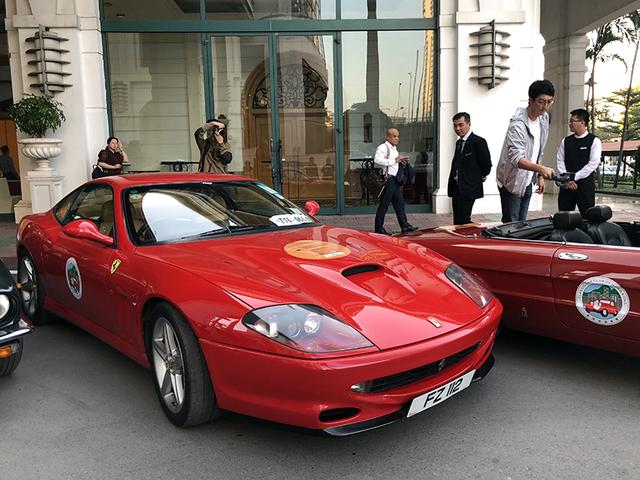 """""""Soi"""" chi tiết những chiếc xe cổ từ Hồng Kông tới Hà Nội - 28"""
