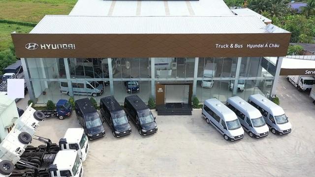 Hyundai Thành Công Thương mại liên tiếp khai trương đại lý mới - 3